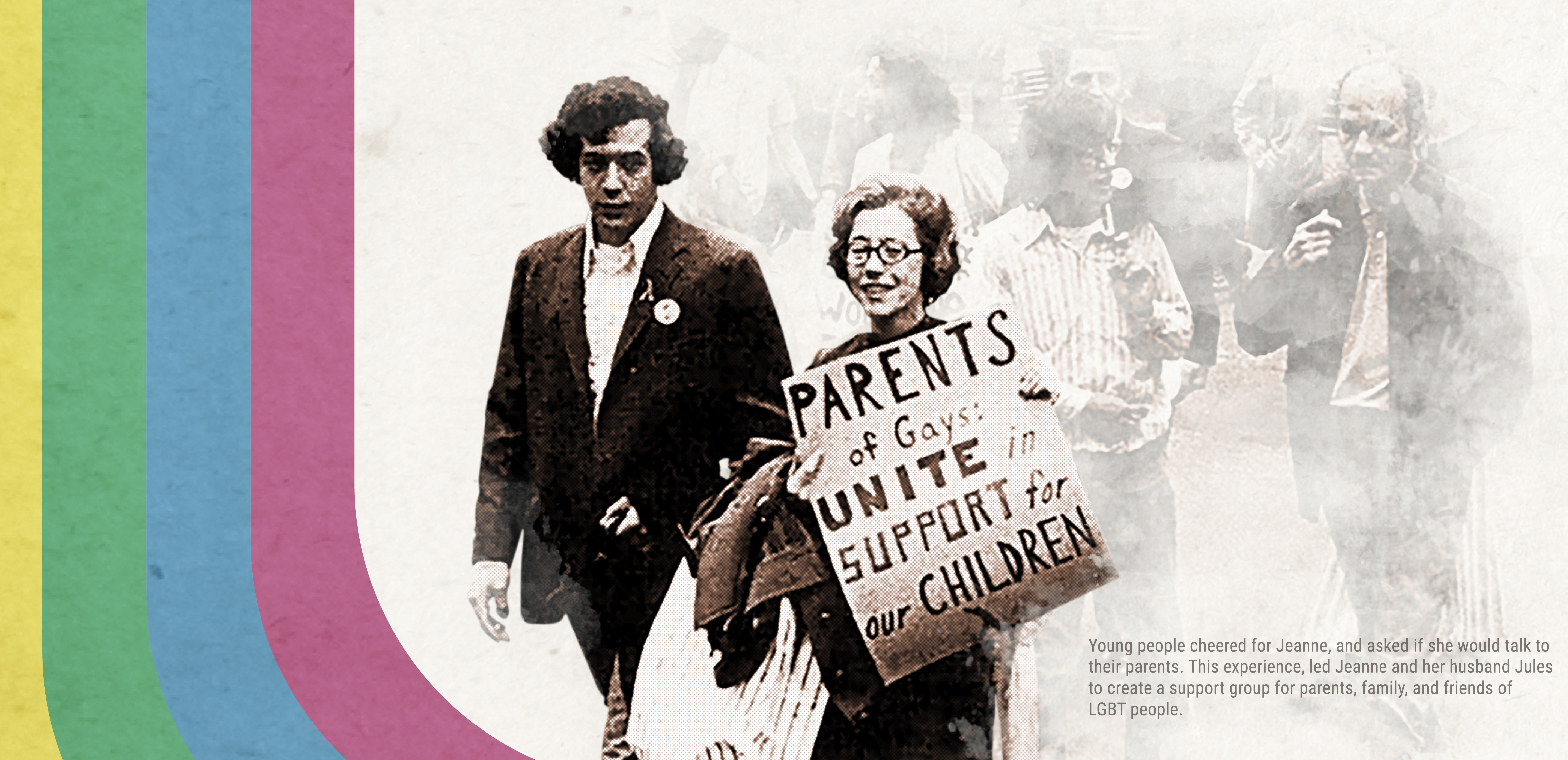 Jeanne Manford case study cover image