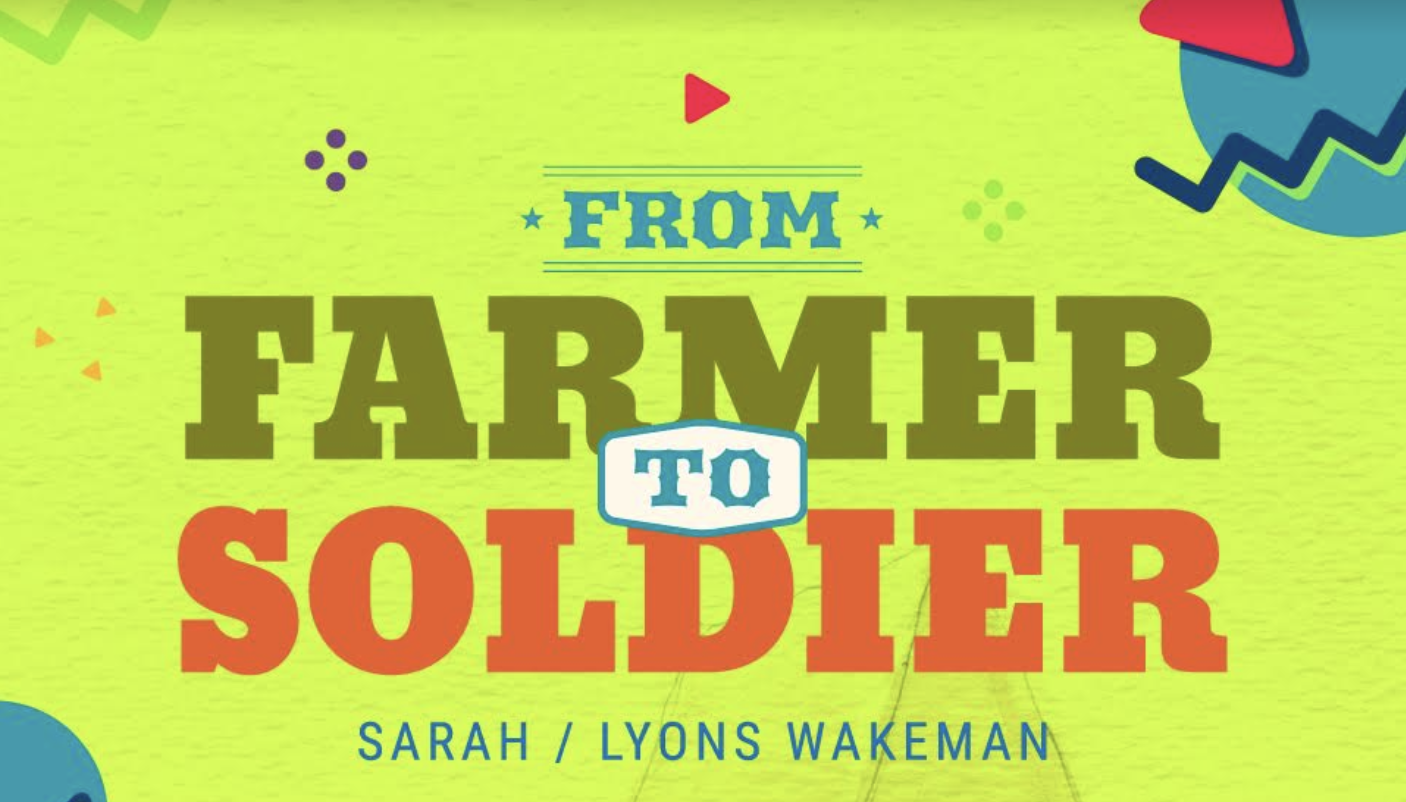 Farmer to Soldier cover image