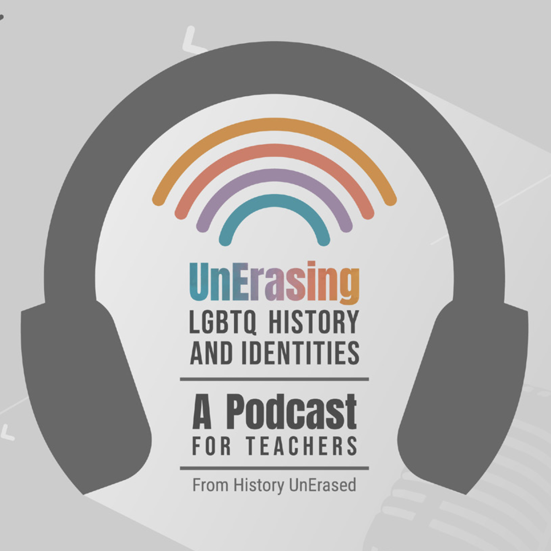 Unerasing podcast logo
