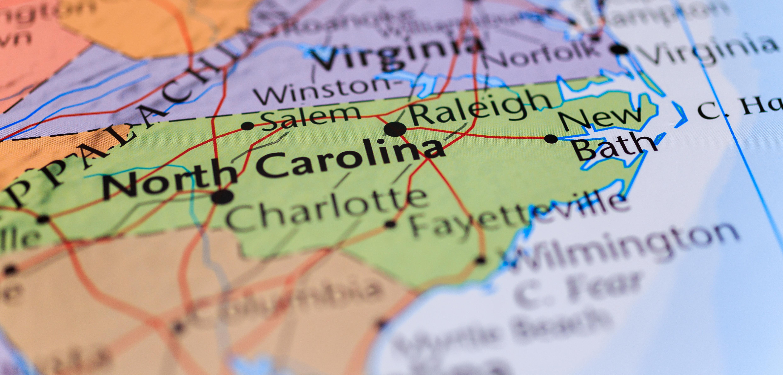 North Carolina bathroom bill case study cover image