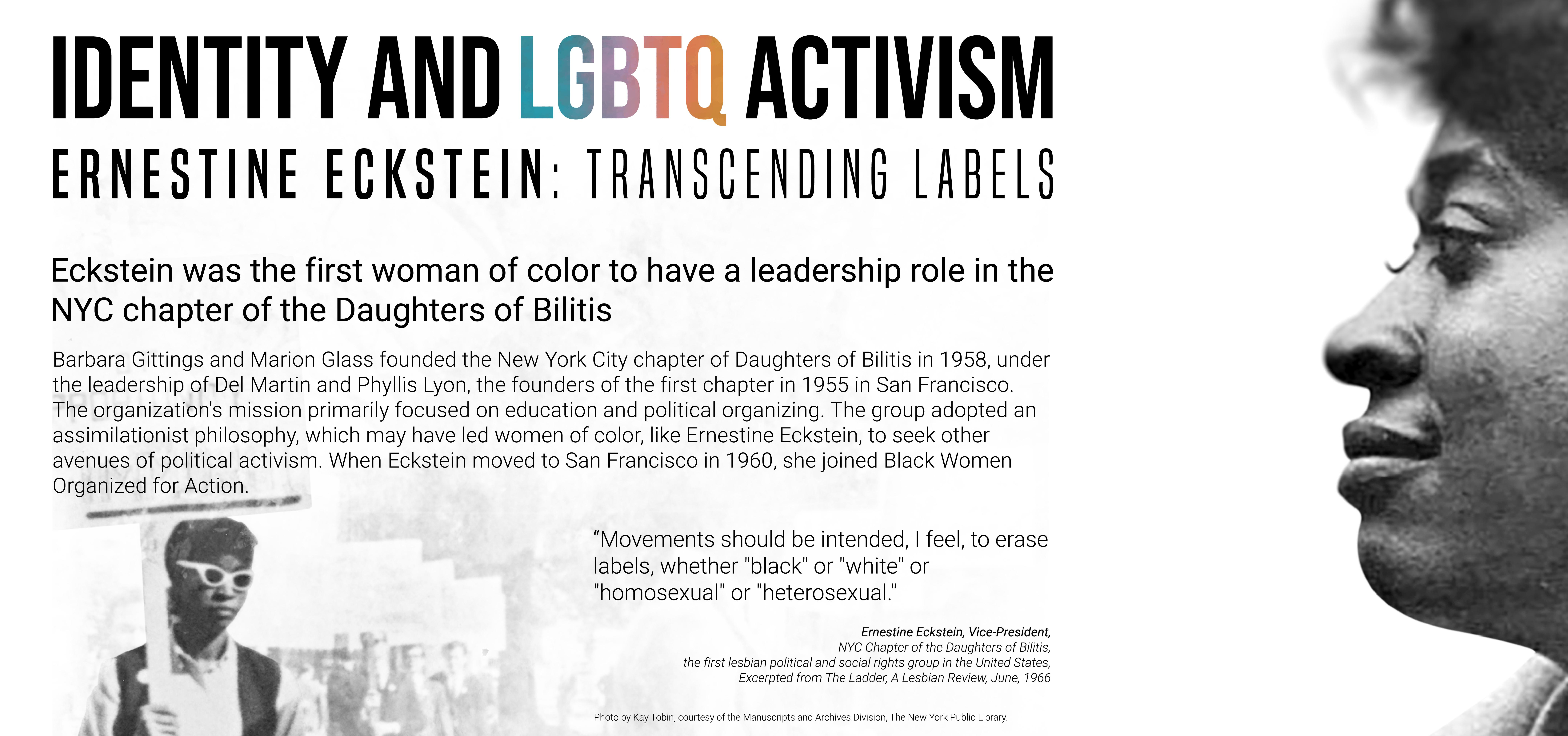 Ernestine Eckstein case study image
