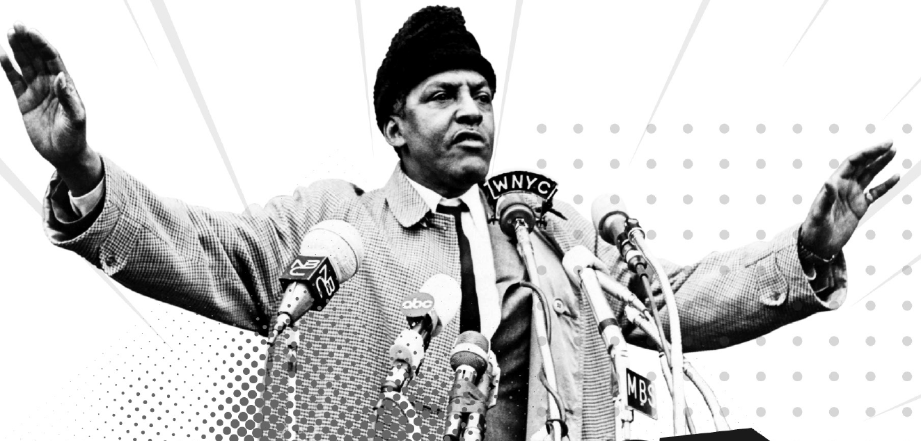 Bayard Rustin cover image