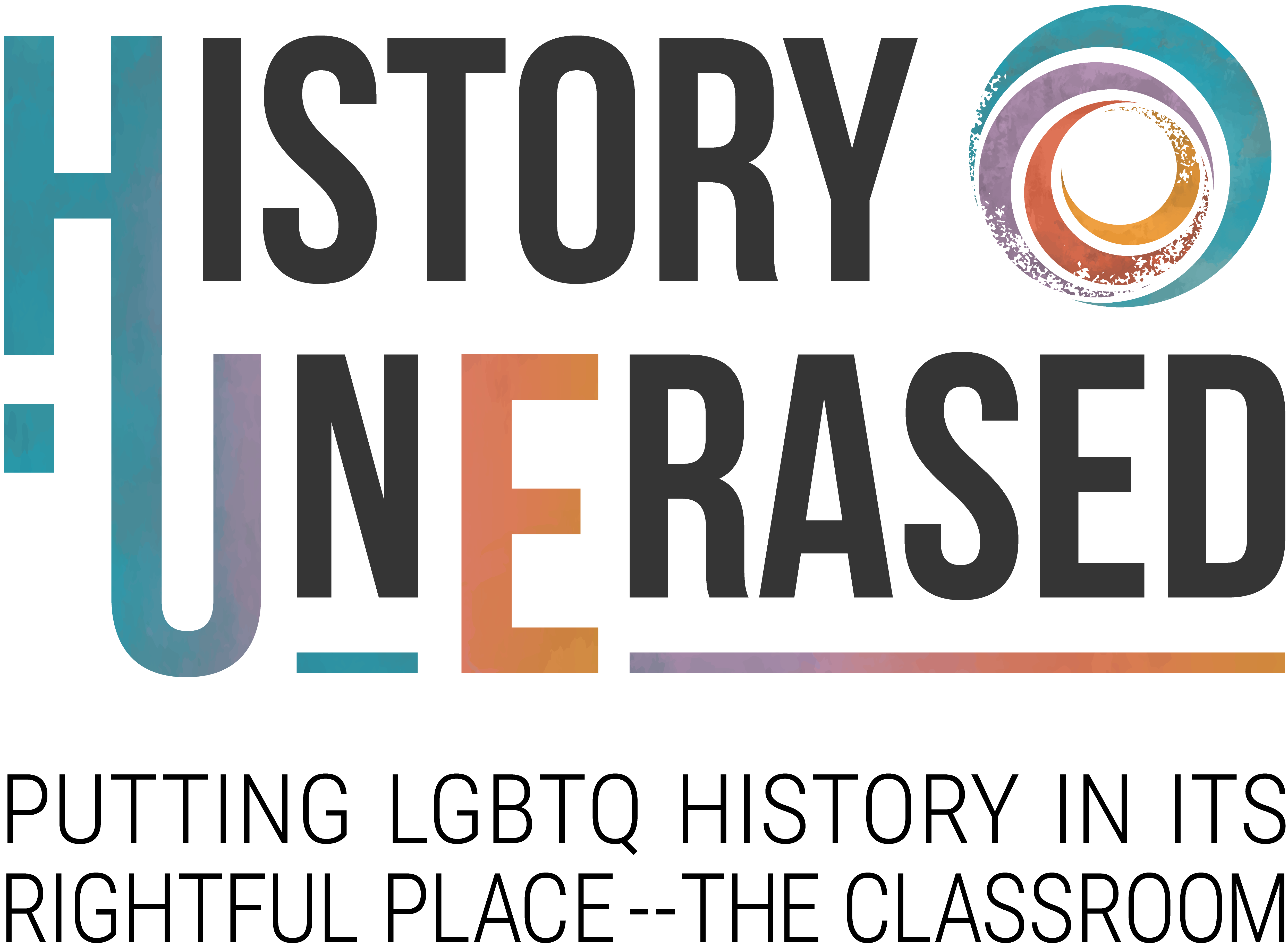 History UnErased putting lgbtq history in its rightful place--the classroom