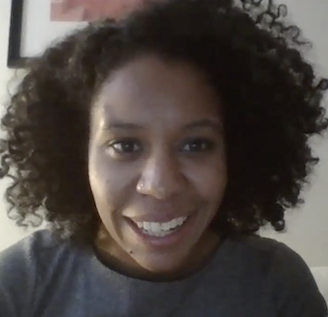 Amber, a teacher in NYC