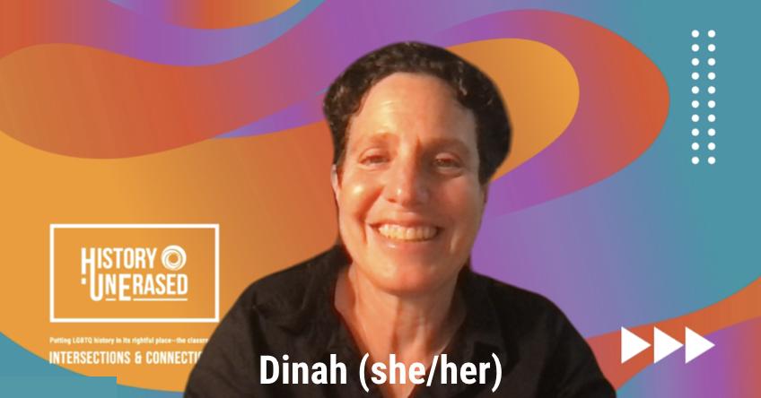 Dinah Mack headshot